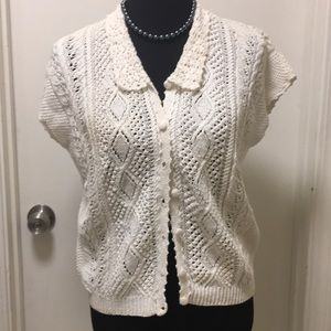 Vintage sweater in the 1960 size M